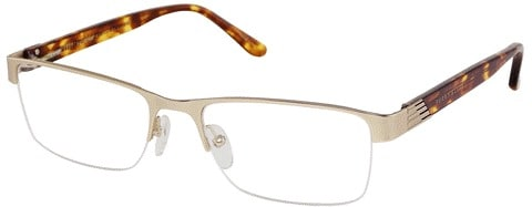 Perry Ellis PE 331 3 Solid Gold