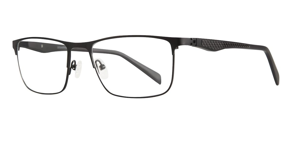 Serafina Eyewear Calvin - Black