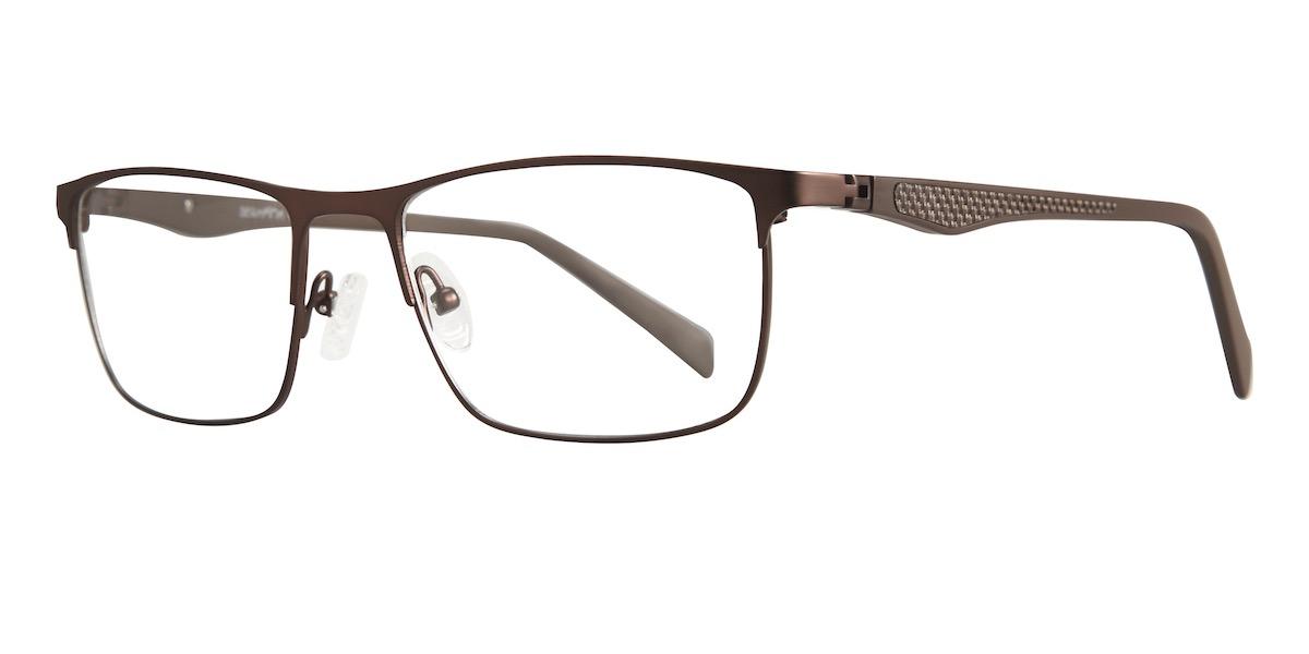 Serafina Eyewear Calvin - Brown