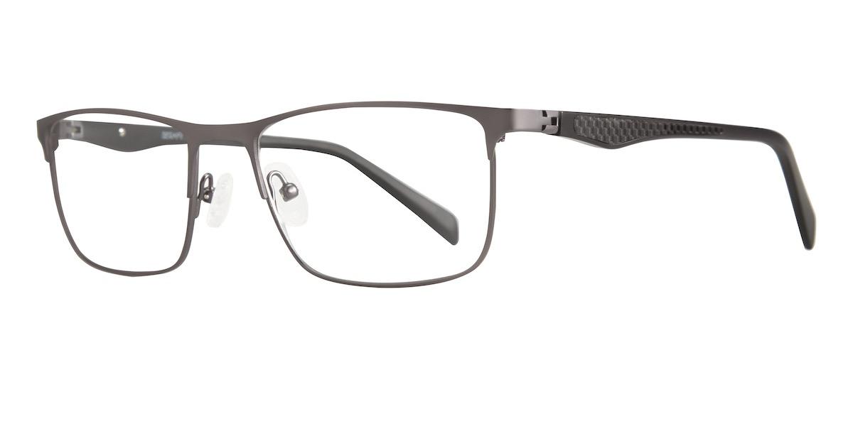 Serafina Eyewear Calvin - Gunmetal
