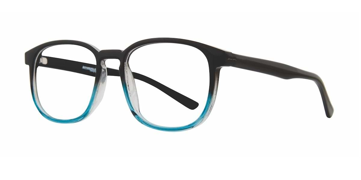 Affordable Designs - Campbell - Black Blue