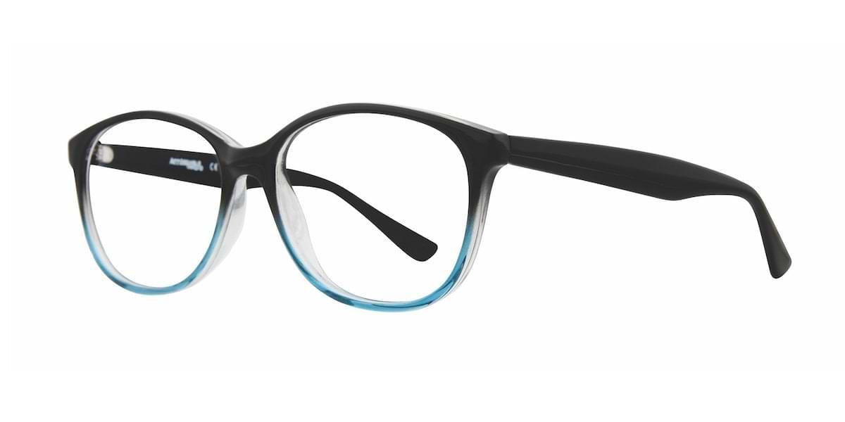 Affordable Designs - Heather - Black Blue