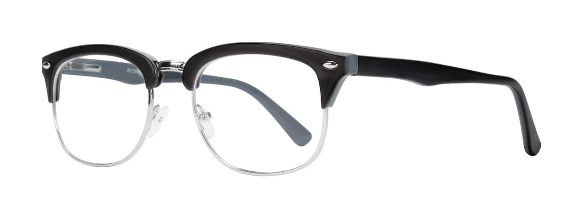 Affordable Designs - Malcolm - Black Silver