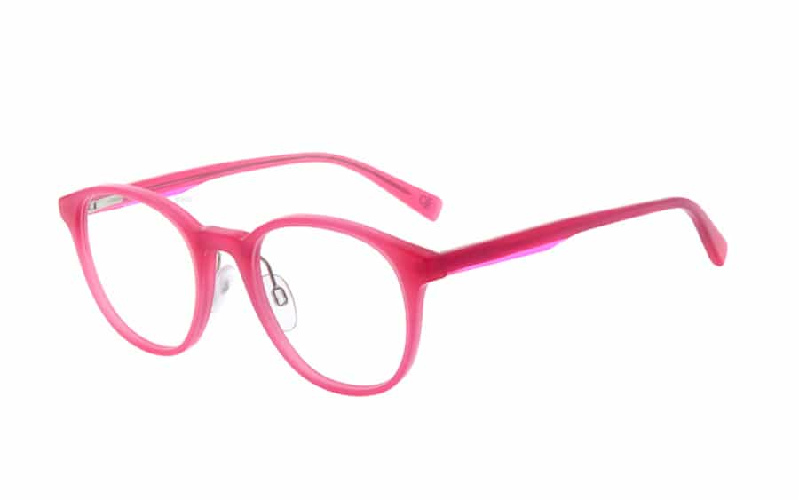 Benetton BEO 1007 263 - Red Pink