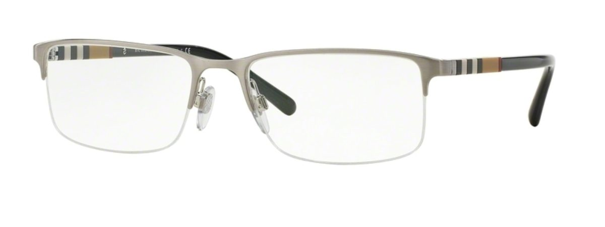 Burberry BE1282 - 1166 Brushed Silver