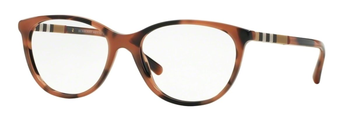 Burberry BE2205 - 3518 Spotted Amber