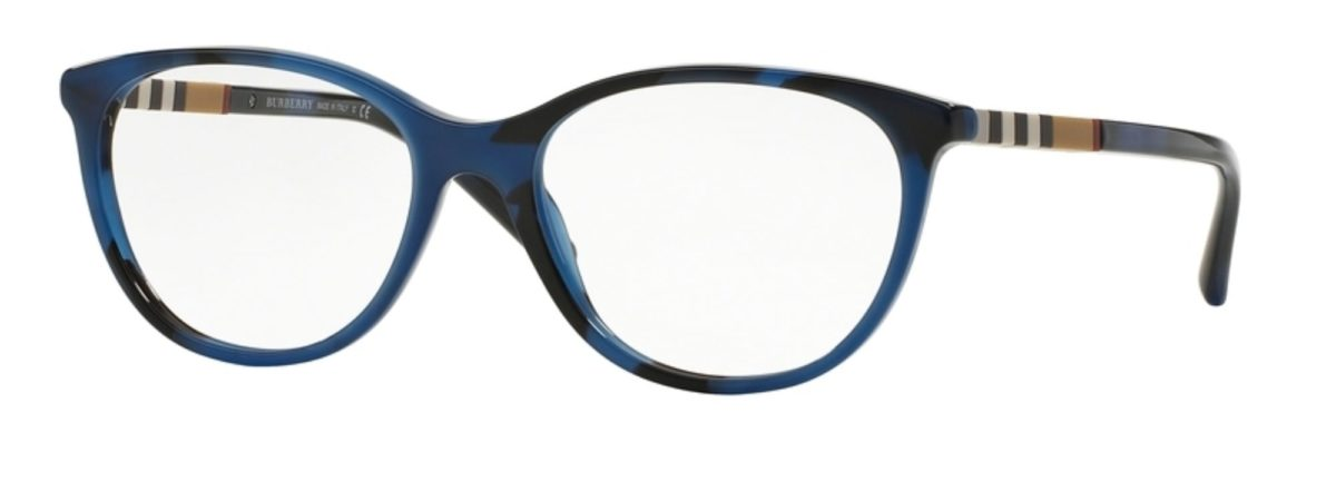 Burberry BE2205 - 3546 Spotted Blue
