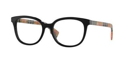 Burberry BE2291 3757 - Black / Multicolor