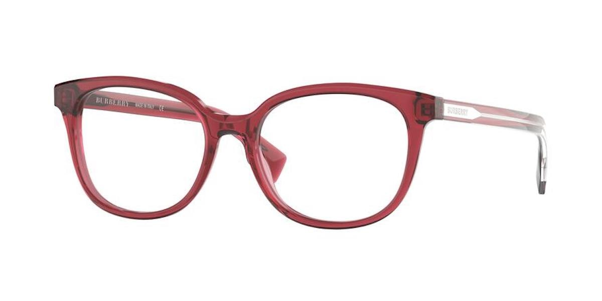 Burberry BE2291 3796 - Transparent Red