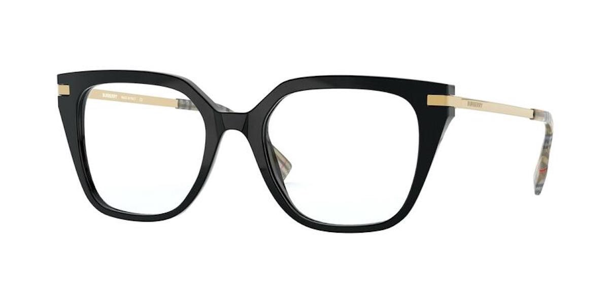Burberry BE2310 3757 - Black / Gold