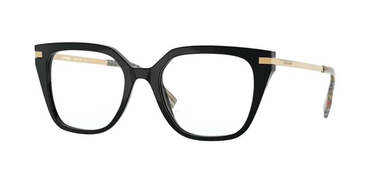 Burberry BE2310F 3757 - Black / Gold
