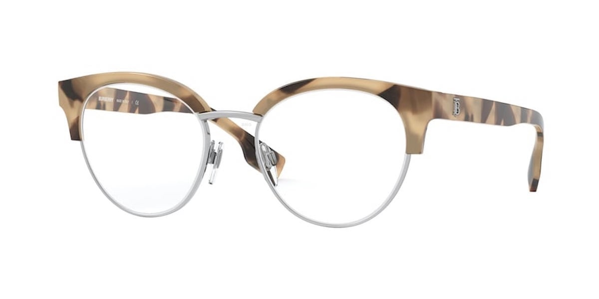 Burberry BE2316 3501 - Spotted Horn / Silver