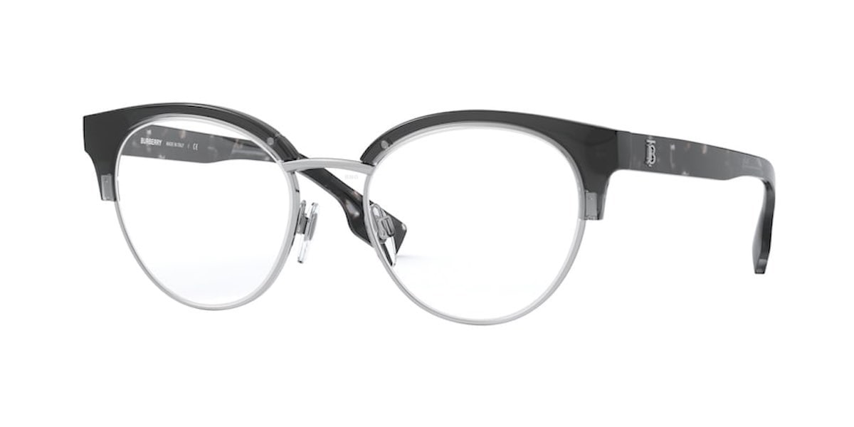 Burberry BE2316 3870 - Grey / Silver