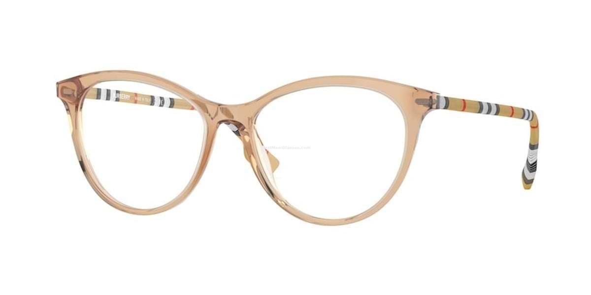 Burberry BE2325 3888 - Transparent Brown