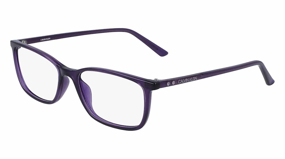 Calvin Klein CK19512 501 - Crystal Dark Purple