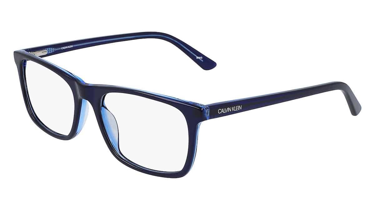 Calvin Klein CK20503 449 - Crystal Navy / Light Blue