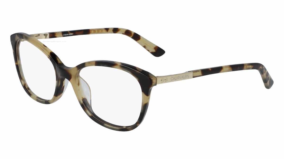 Calvin Klein CK20508 244 - Khaki Tortoise