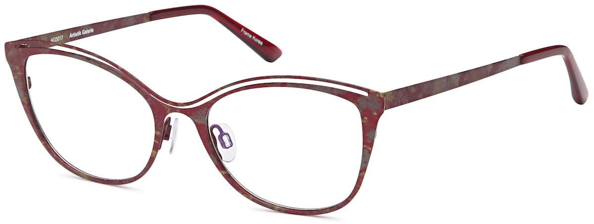 Capri AG5017 - Burgundy