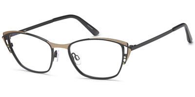 Capri AG5027 - Black / Gold