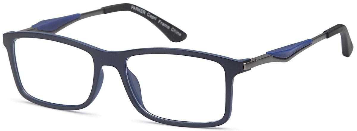 Capri PARKER - Blue