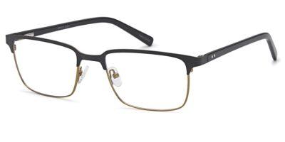 Capri GR 813 - Black / Gold