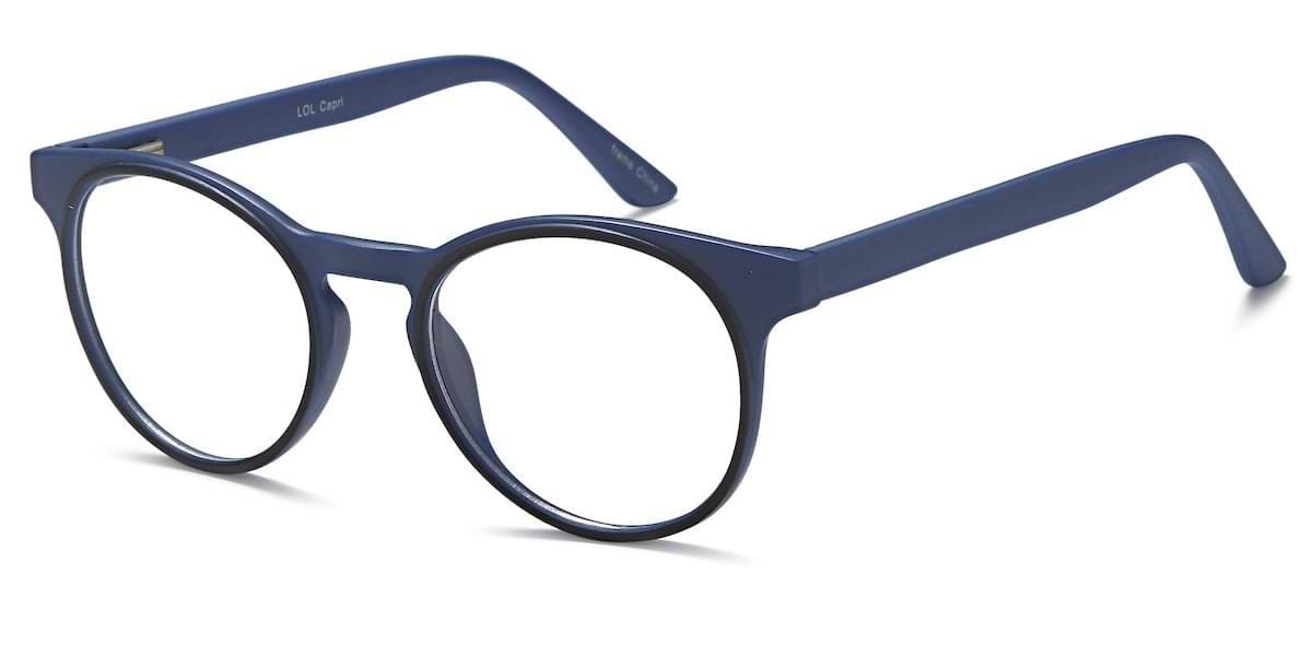 Capri LOL - Blue / Black
