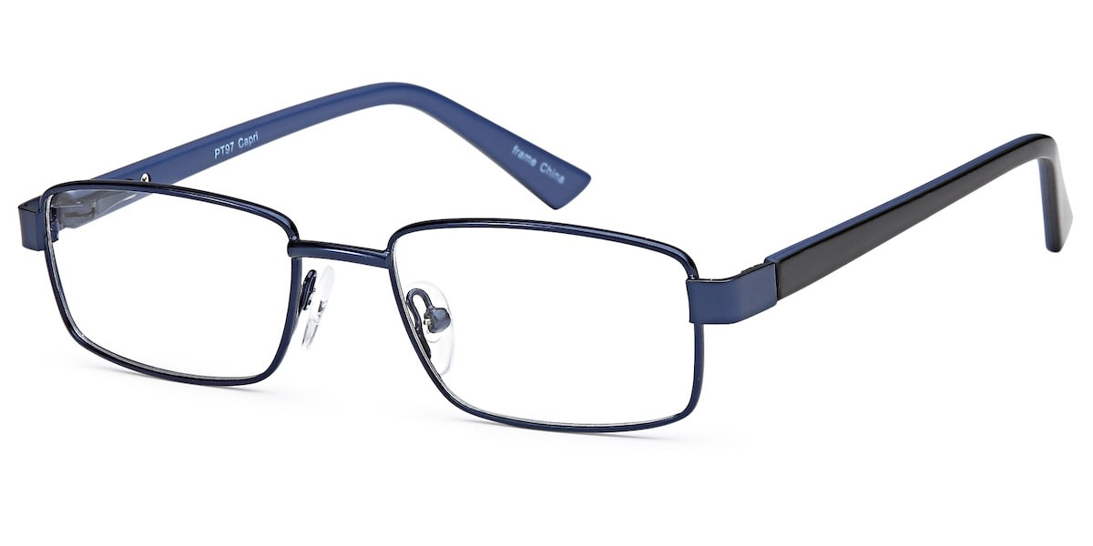 Capri PT 97 - Blue / Black
