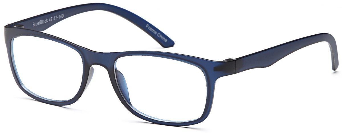 Capri SPLIT A - Blue / Black