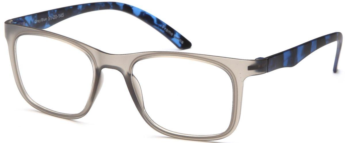 Capri SPLIT B - Grey / Blue