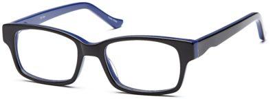 Capri T26 - Black Blue