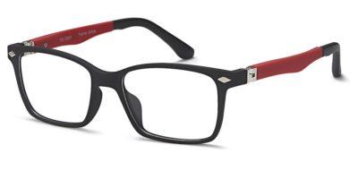 Capri T33 - Black / Red