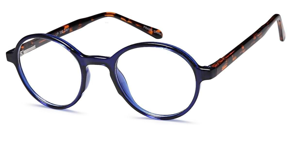 Capri UP302 - Blue / Tortoise