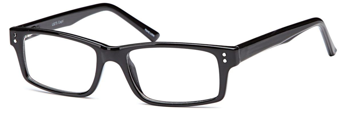 Capri US75 - Black