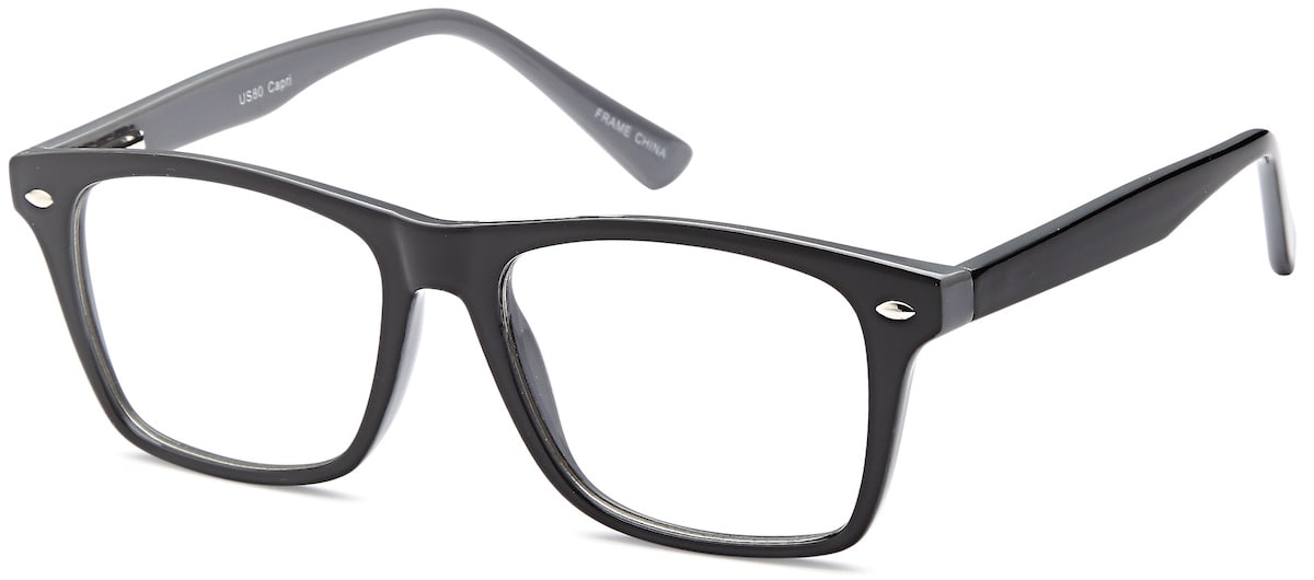 Capri US80 - Black