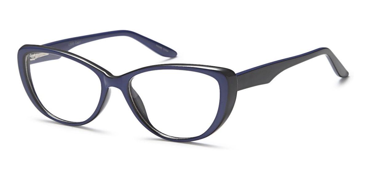 Capri US89 - Blue / Black