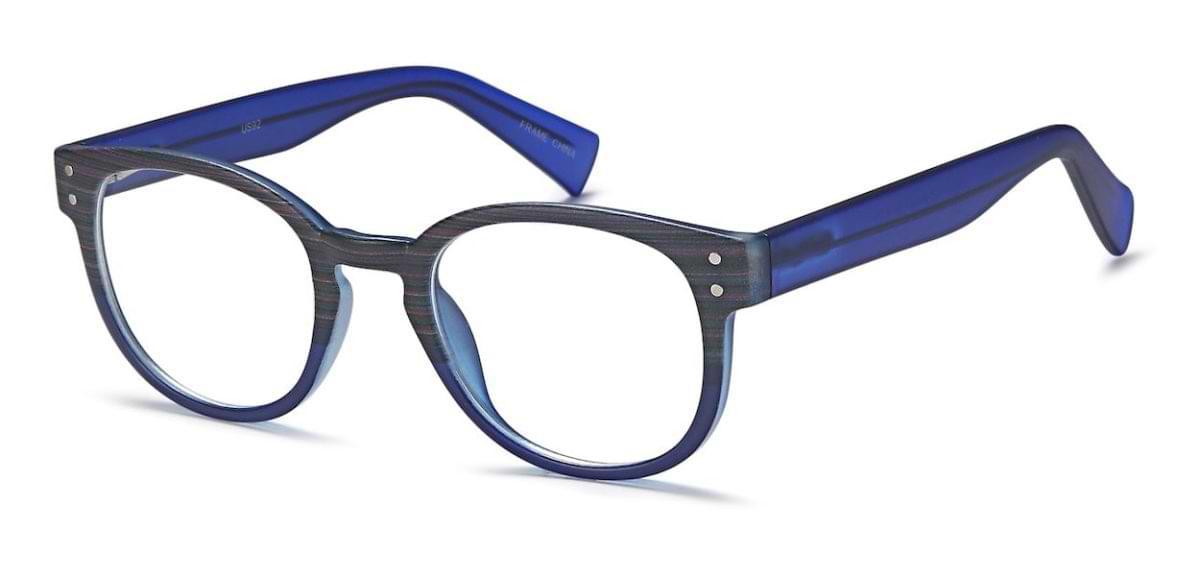 Capri US92 - Brown / Blue