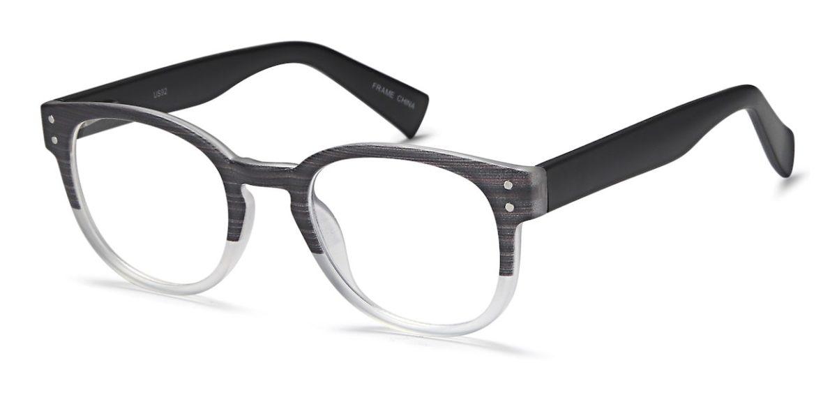 Capri US92 - Grey / Black