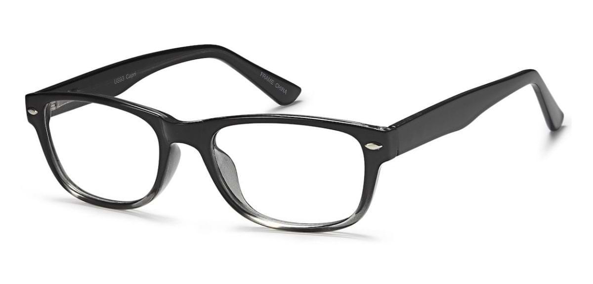 Capri US93 - BLACK