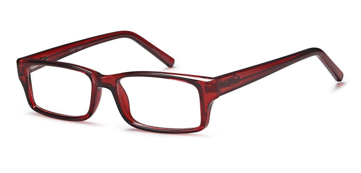 Capri US96 - Red