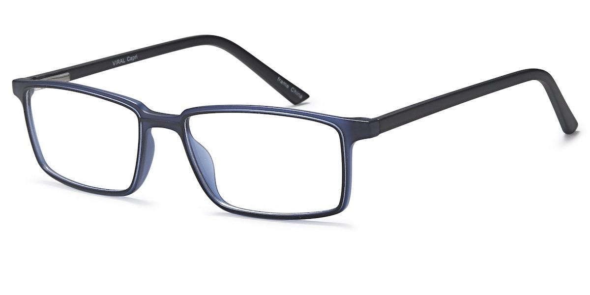 Capri Viral - Blue / Black