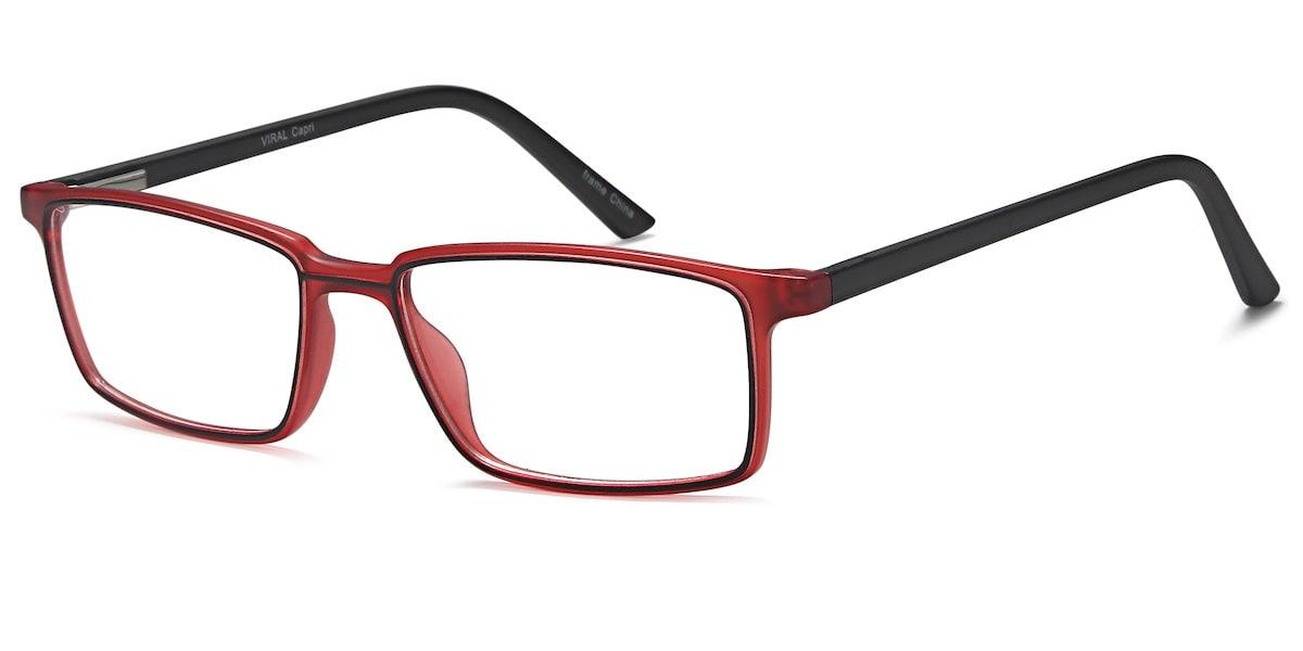 Capri Viral - Red / Black