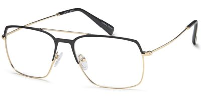 Capri GR 812 - Black / Gold