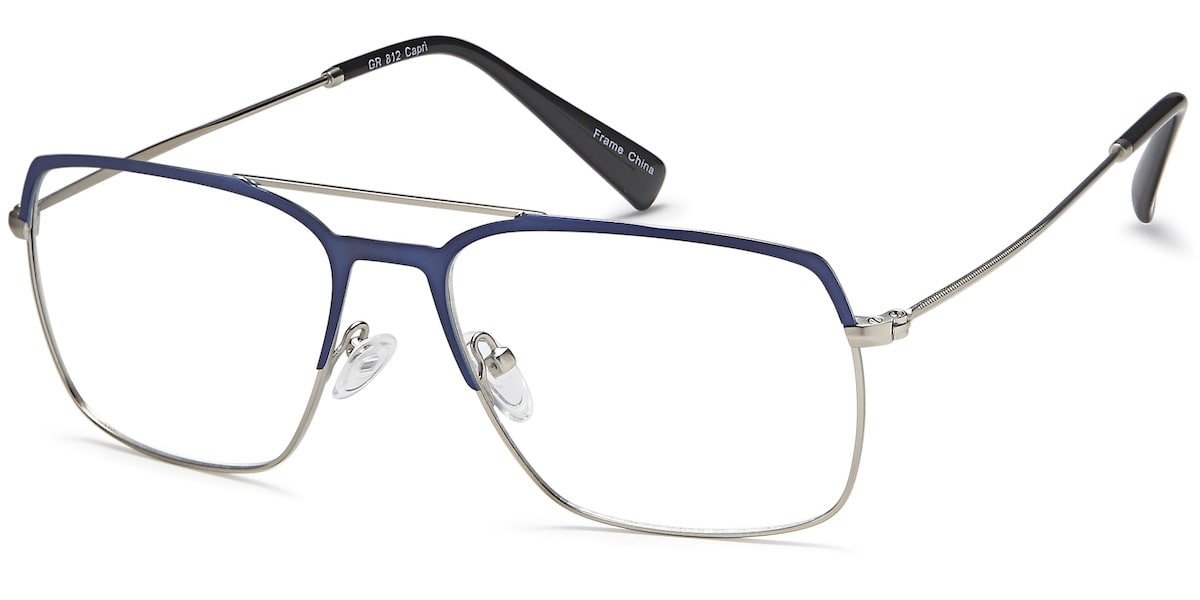 Capri GR 812 - Blue / Silver