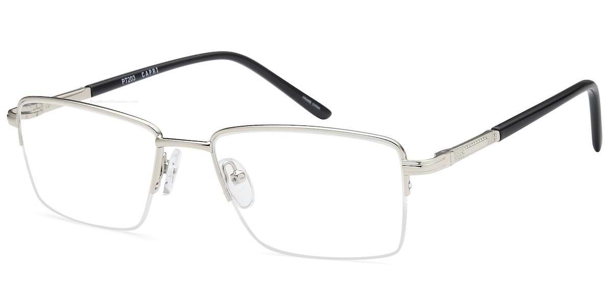 Capri PT203 - Silver