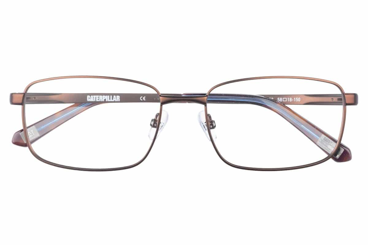 CAT CTO OPERATOR 003 - Matte Brown - Front