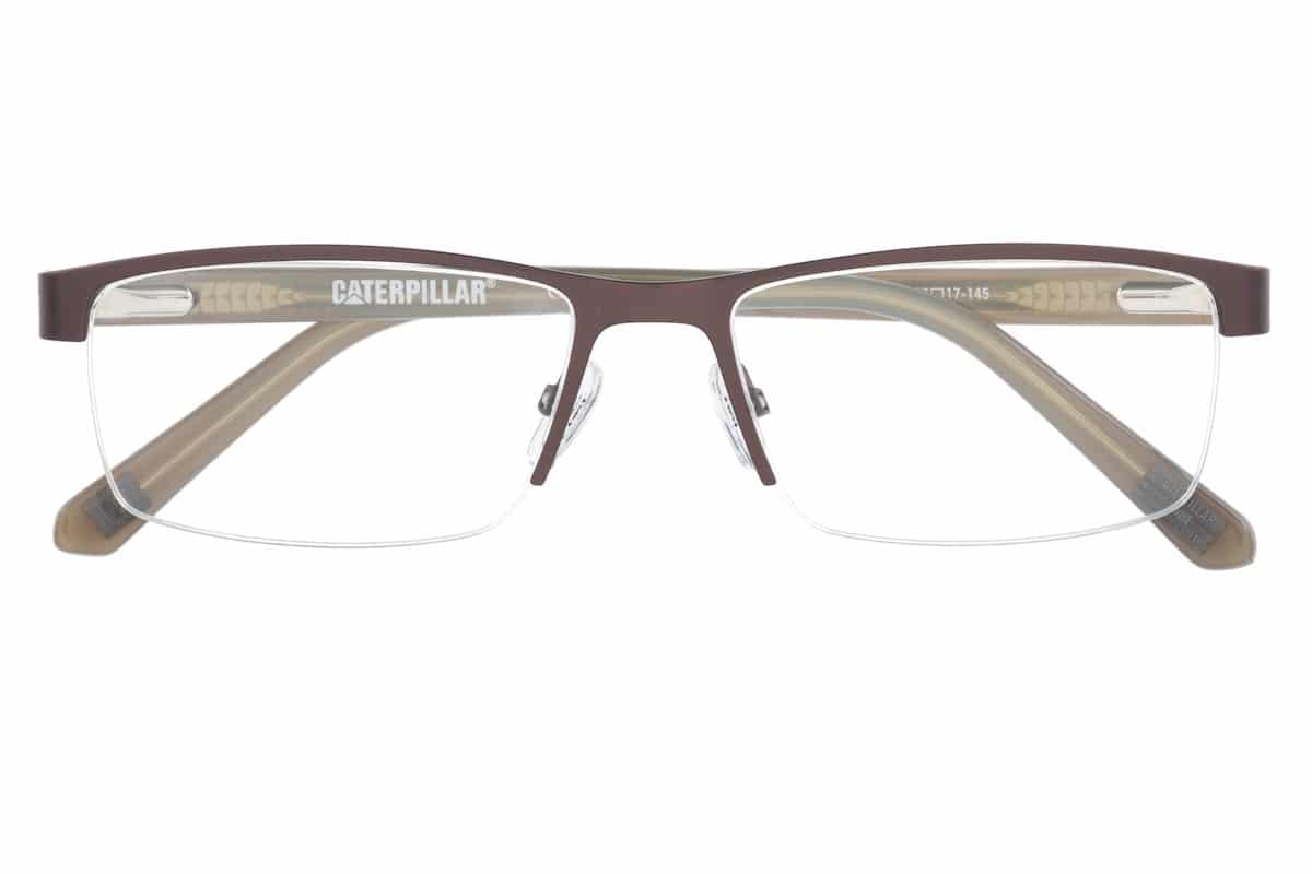 CAT CTO Twinfast 003 - Matte Brown - Front
