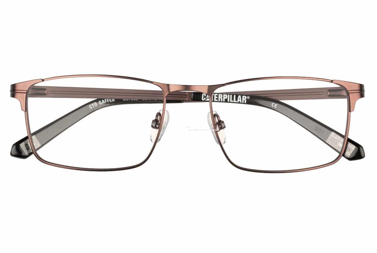 CAT CTO GAFFER 003 - Matte Brown - Front