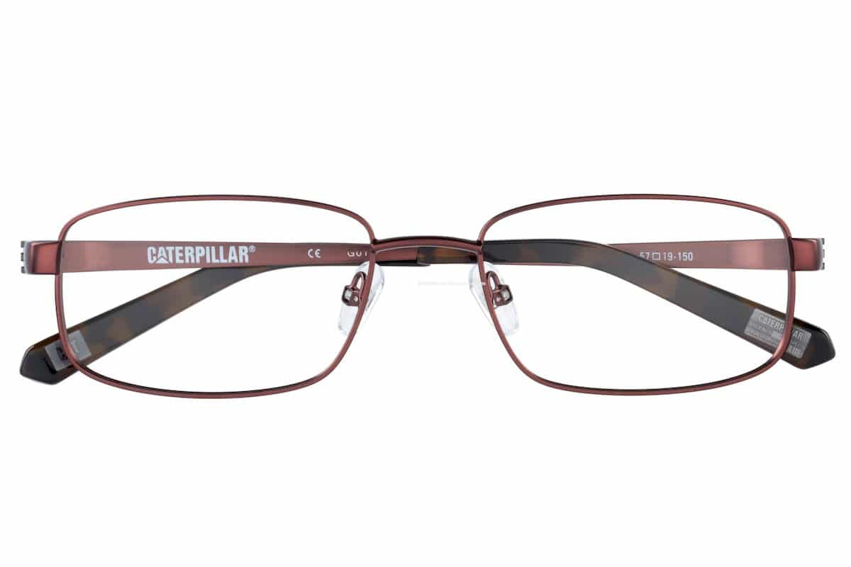 CAT WELDER 003 - Matte Brown - Front