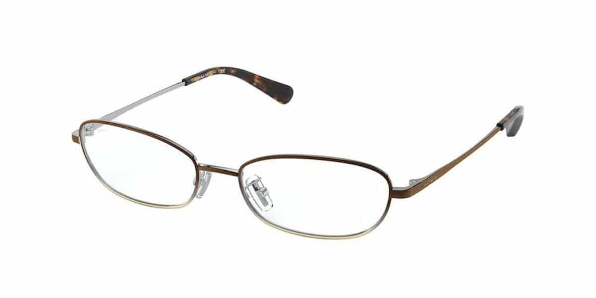 Coach HC5107 9339 - Shiny Brown / Silver