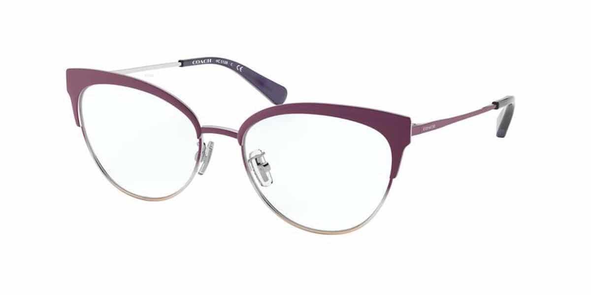 Coach HC5108 9342 - Shiny Purple / White Chrome